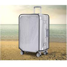 Transparent Suitcase Luggage Cover Protective Anti Dust Waterproof