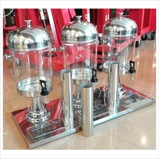 Three heads fruit juice dispenser ID117971