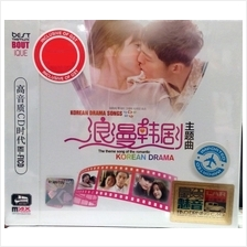 Korean Drama Songs 3CD (Imported)