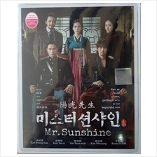 Korean Drama Mr. Sunshine 阳 光 先 生 DVD