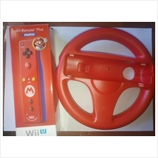 Wii U Remote Plus MarioKart With Wheel  (new price)