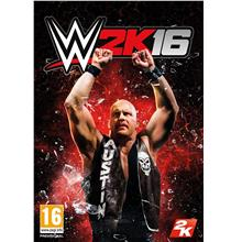 PS4 WWE 2K16 Disc
