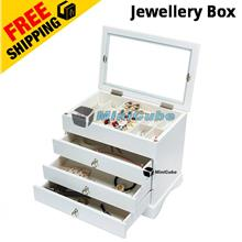 Luxury Wooden High Quality Jewellery box