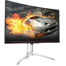 AOC 31.5'' AG322QCX 144HZ QHD CURVED GAMING MONITOR