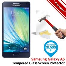 Premium Quality Samsung Galaxy A5 Tempered Glass Screen Protector