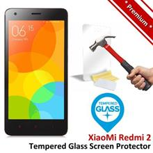Premium Xiaomi Hongmi 2 Redmi 2 Tempered Glass Screen Protector