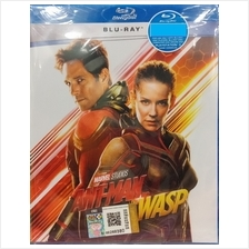 English Movie Marvel Studios Antman And The Wasp Blu-ray