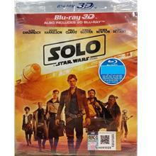English Movie Solo Star Wars Story Ultimate Collection Edition Blu-ray 3D + 2D