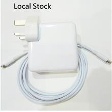 87W TYPE-C USB-C Power Charger Adapter for Apple MacBook PRO 13' 15 17