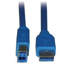 Tripp Lite 1.8 meter USB 3.0 SuperSpeed Device Cable (AB M/M).