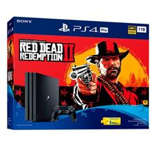 PS4 GAME CONSOLE PS4 Pro 1TB Bundle Red Dead Redemption2
