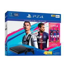 PS4 GAME CONSOLE PS4 500GB Bundle FIFA 19 Champions BLACK