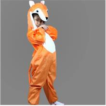 Fox Cosplay Kids Animal Outfit Costume Size XL