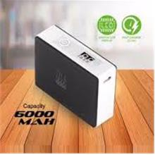ALCATROZ POWER BANK 6000MAH 1-OUTPUT 2.1A (TZLA DIGION 6000)