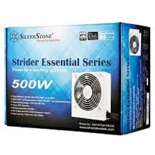 SILVERSTONE STRIDER ESSENTIAL 500W 80+ POWER SUPPLY (SST-ST50F-ES230)