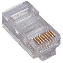 DINTEK RJ45 CAT6 MODULAR CONNECTOR (100PCS)