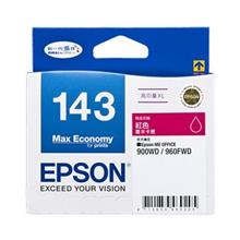 GENUINE EPSON 143 MAGENTA INK CARTRIDGE **NEW**SEALED BOX