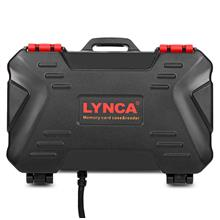LYNCA USB3.0 5GBPS MEMORY CARD READER CASE