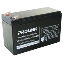 PROLiNK 12V/8.2AH Maintenance Free VRLA Battery