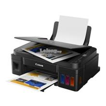 Canon Pixma Ink Efficient G2010 Printer - (PRINT, SCAN & COPY)