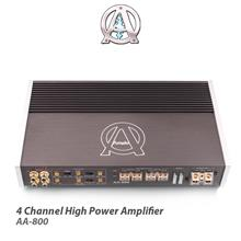 Ample Audio 4-Channel High Power Amplifier - AA-800