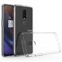 Clear Fusion Oneplus 6T case cover