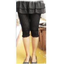 02578 Hollow Cotton Leggings