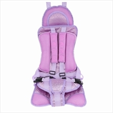 Kids Car Safety Seat Chairs Children Harness Pad Cushion (VIOLET)
