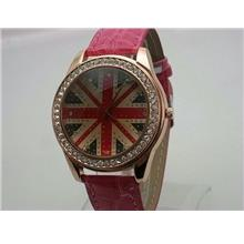 Ladies Wear Fashion Quartz Watch ( S4SF-24 )