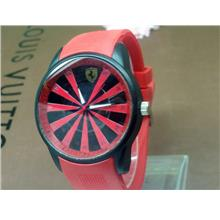 Discount 50% Super Car  Fashion  Watch (F-117)