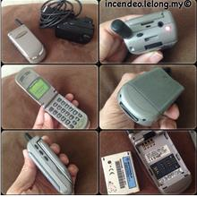**incendeo** - RETRO Collectible MOTOROLA V998+ Mobile Phone