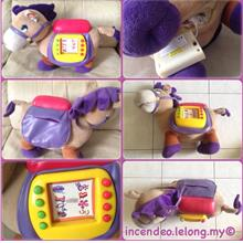 **Incendeo** - Talking Educational Donkey for Kids