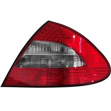 DEPO Mercedes E-Class '03-09 W211 LED Tail Lamp Crystal