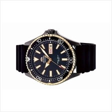 ORIENT Men Automatic Mako 3 Diver Rubber Sport Watch RA-AA0005B