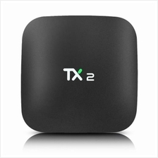 TX2 - R2 TV BOX 2.4GHZ WIFI 4K X 2K BLUETOOTH 2.0 (UK PLUG)