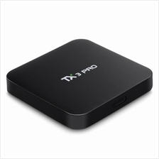 TX3 PRO TV BOX AMLOGIC S905X QUAD CORE 4K ANDROID 6.0 2.4G WIFI MULTI-