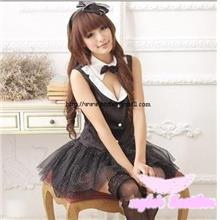 03820 Kawaii Role-Playing Models Nightwear Lingerie Student Set