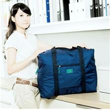 00379 Korean Waterproof Foldable Travelling Bag
