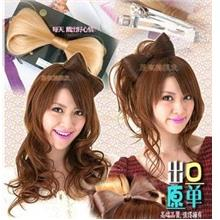04273 Wild Crazy Selling High Simulation Bow Small Hairpin