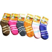 03936 Single Foreign Trade Children Warm Towel Thick Socks Mad Equipme