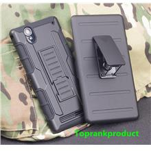 Sony Xperia T2 Ultra Xm50h Stand ShakeProof Armor Case Cover Casing