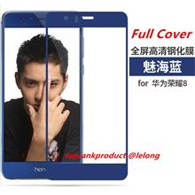HOCO Huawei Honor 8 Honor8 Full Cover Tempered Glass Screen Protector