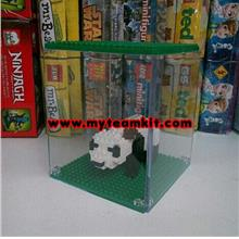 Loz 9312 Panda Mini Blocks + Display Box