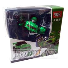 Wei Jiang Q-Transformers Crosshairs: Robot transformable to sport car