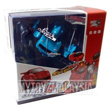 Wei Jiang Q-Transformers Sideswipe: Robot transformable to sport car