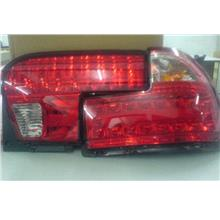 Proton Wira LED Tail Lamp All Redprice per pair]