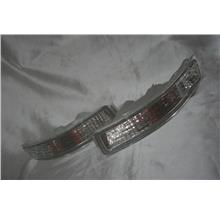 Toyota Corolla AE100 / 101 92-94 Clear Crystal Bumper Lamp Set
