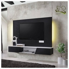Squirrel Wall Mounted Tv Hanging Cabinet L1790mm X W395mm H1420mm