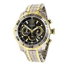 CITIZEN Eco-Drive Chronograph Dual Tone CA4084-51E CA4084-51 Watch