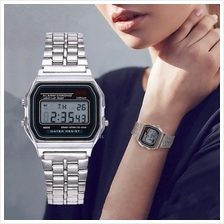 Simple Business Watch Small Square Steel Belt